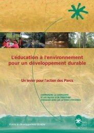 L'éducation à l'environnement pour un développement durable