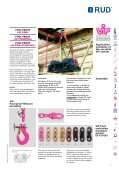 LIFTING AND LASHING SYSTEMS - RUD - Page 7