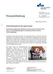Schlossfestspiele für den guten Zweck - Universitätsklinikum ...