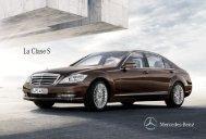 La Clase S - Mercedes-Benz México
