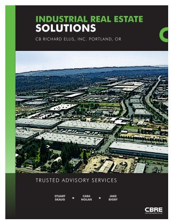 industrial real estate solutions
