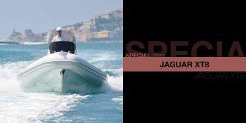 JAGUAR XT8 - YachtBrasil