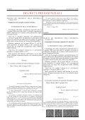 gazzetta ufficiale della repubblica italiana - Page 3