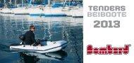 Bombard Tender 2013 - bei Marina Wassersport