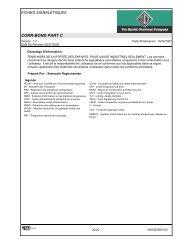 CORR-BOND PART C - Euclid Chemical Co