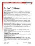 Pro-Weld™ PVC Cement - media - DiversiTech - Page 2