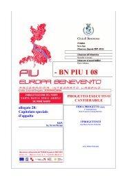- BN PIU 1 08 - Comune di Benevento