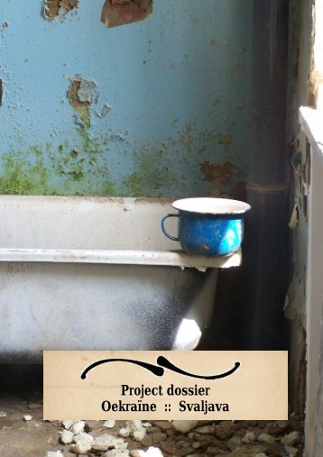 Project dossier Oekraïne :: Svaljava - Livingstone