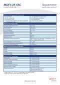 MOFI-UF-65C - Elga Process Water - Page 2