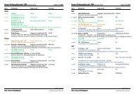 Berner Wettkampfkalender 2009 (provisorisch) Berner ... - LA-Bern