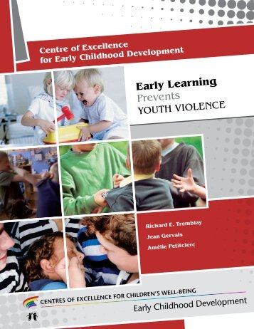 Early Learning Prevents Youth Violence - Centre of Excellence for ...