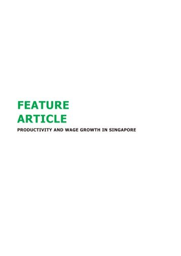 FEATURE ARTICLE - Ministry of Trade and Industry