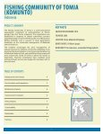 FISHING COMMUNITY OF TOMIA (KOMUNTO) - UNDP - Page 3