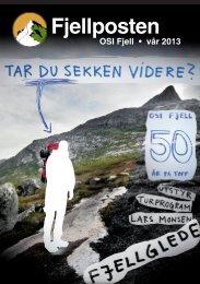 fjellposten 13-1 trykk.pdf - OSI Fjell