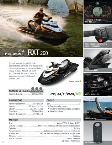 RXT®260 - PassionPerformance.ca