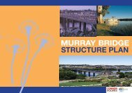 Structure Plan - Rural City of Murray Bridge