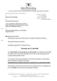 Verfahren - Landesverband Badischer Imker eV