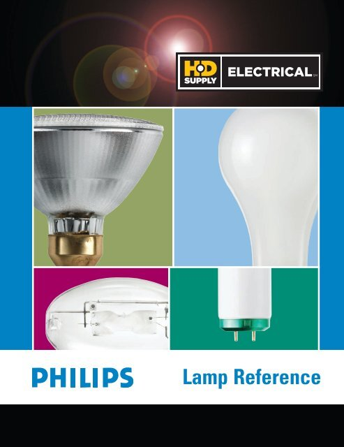 HD Supply Philips Lamp Reference
