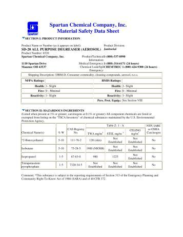 dow 3019 isocyanate msds