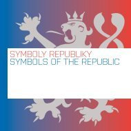 Symboly republiky SymbolS of the republic - Vláda ČR