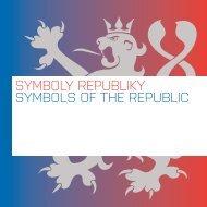Symboly republiky SymbolS of the republic - Vláda ČR