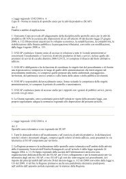 L.R. 4/2010 E.R. - Provincia di Reggio Emilia