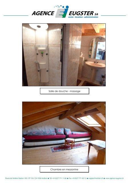 Chalet à Bruson - Homegate.ch