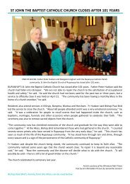 st john the baptist catholic church closes after 101 years