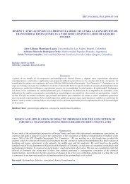 diseño y aplicación de una propuesta didáctica para la concepción ...