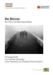 download - Bernhard Wicki Gedächtnisfonds eV