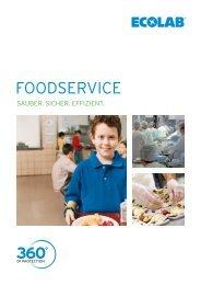 Foodservice - Ecolab GmbH - Europe