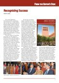 Summer 2010, Vol. 3, Issue 1 - Aga Khan University - Page 3