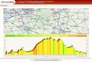 ROUTE: Day 7 Tour de LDC 2010: Nottingham to Manchester via ...