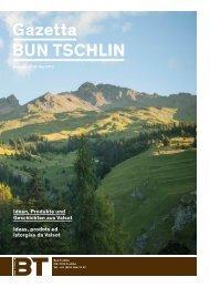 Sommer 2013 - Bun Tschlin