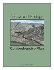 Comprehensive Plan - Glenwood Springs Colorado Municipal Website