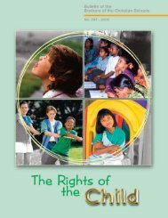 The Rights of the Child - La Salle.org