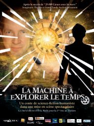 Un conte de science-fiction humaniste dans une mise en scène ...