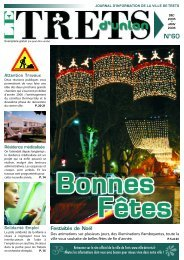 Festivités de Noël - Mairie-de-trets.fr