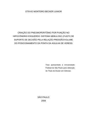 Tese de Doutorado - Cirurgiaonline.med.br