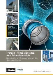 Transair : Redes avançadas para fluidos industriais