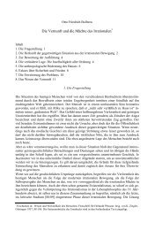 Die Vernunft und die Mächte des Irrationalen* - Otto Friedrich Bollnow