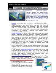 Professional Multiphysics Professional MES Professional Designer ...
