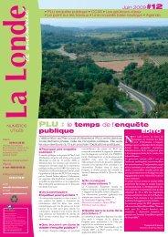 Juin - Mairie de La Londe les Maures