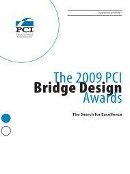 The 2009 PCI Bridge Design Awards - Aspire - The Concrete Bridge ...