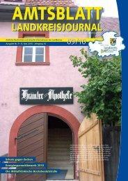 das Gute so nah - Landkreis Neustadt an der Aisch - Bad Windsheim