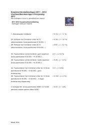 Klik hier voor de uitgewerkte berekeningen - Nibud