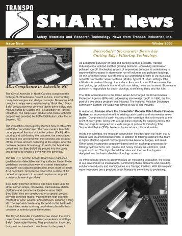 Winter 2006 - Transpo Industries, Inc.