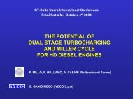 The Potential of Dual Stage Turbocharging and Miller Cycle for HD ...