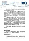 1 EDITAL 002/2011 – GEPA V MOSTRA DE PROJETOS DO SETOR ... - Page 3