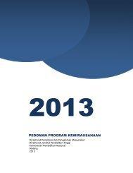 Format Penulisan Proposal PMW - Kemahasiswaan UM
